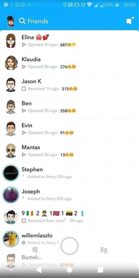snapchat apk file last snapchat apk before the redesign