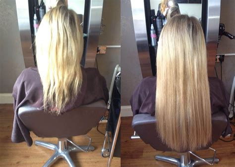 short to long hair extensions tape in hair extensions archives hair extension tape