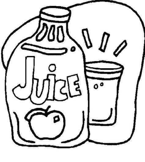 imagenes de juegos naturales para colorear jugo de manzana para colorear dibujo views