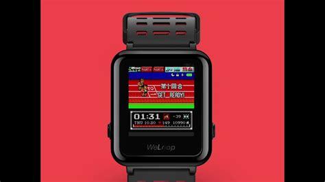 Smartwatch Hey 3s weloop hey 3s smart your running companion