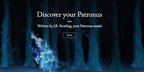 harry potter test patronus quelques liens utiles