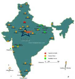 Map Of India With Cities by Pics Photos India Map Major Cities Region