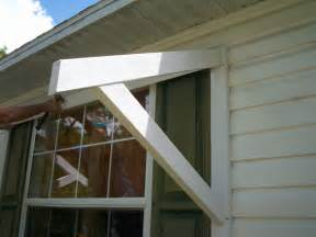 Simple Awning Design Yawning Over Your Awning Diy Awnings On The Cheap Home