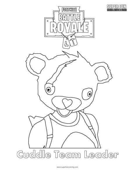 Coloring Page Fortnite by Fortnite Skins Coloring