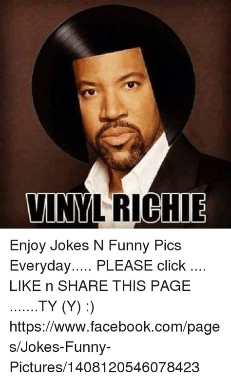 Vinyl Meme - vinyl richie enjoy jokes n funny pics everyday please
