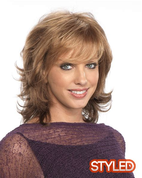 wigs medium length feathered hairstyles 2015 tb20129 ceres synthetic wig by tony of beverly