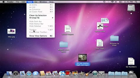 Mac Does by How To Organize Your Mac Os X Desktop