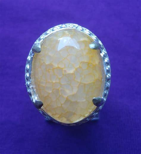 Batu Akik Cristal 68 cincin batu akik sarang tawon cincin batu akik