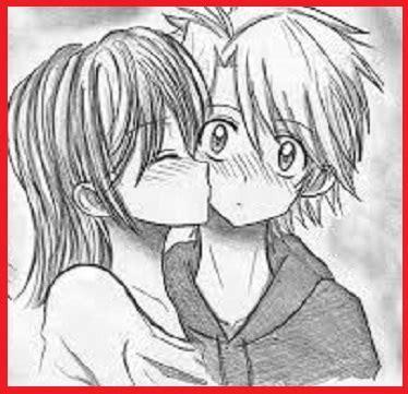 imagenes dibujos japoneses romanticos fotos de dibujos a lapiz de anime imagenes de dibujos a