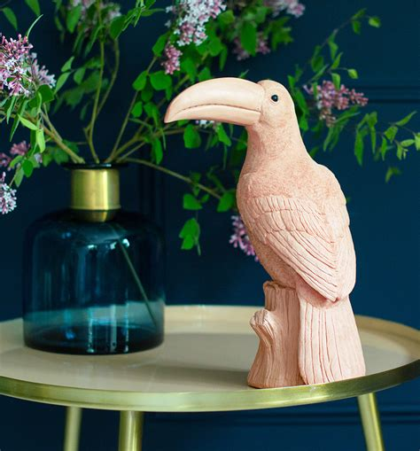 quirky home decor inspired by birds ss16 interiors trend let s get tropical audenza