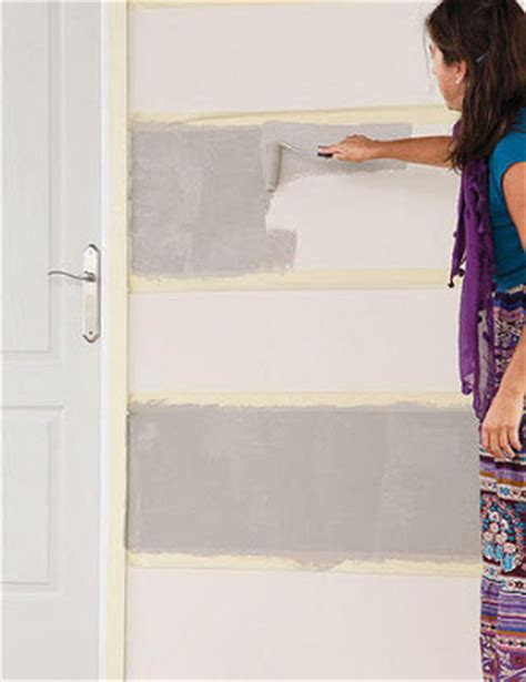 decorar paredes torcidas pintar rayas paso a paso decorar tu casa es facilisimo