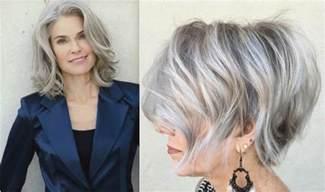 id 233 e coiffure femme 50 ans coupes cheveux inspir 233 es par