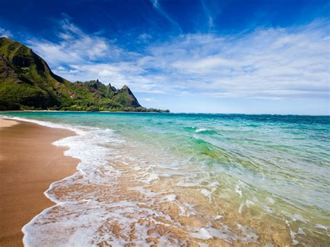 beach canoe hawaii kauai  wallpaperscom