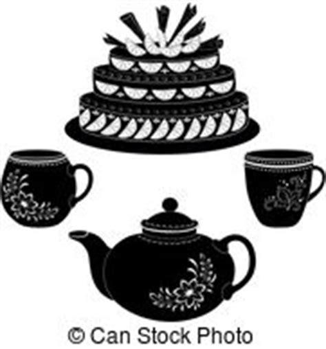 Designer Teekanne 356 by Gastronomic Clip Und Stock Illustrationen 492
