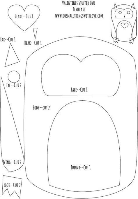 17 best ideas about owl templates on pinterest fondant