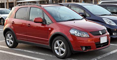 2010 Suzuki Specs 2010 Suzuki Sx4 Pictures Information And Specs Auto