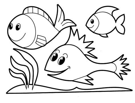 Animal Coloring Pages Bestofcoloring Com Easy Animal Coloring Pages