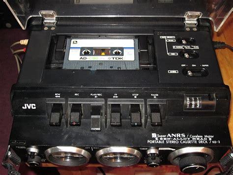 jvc cassette deck jvc cassette deck repairs