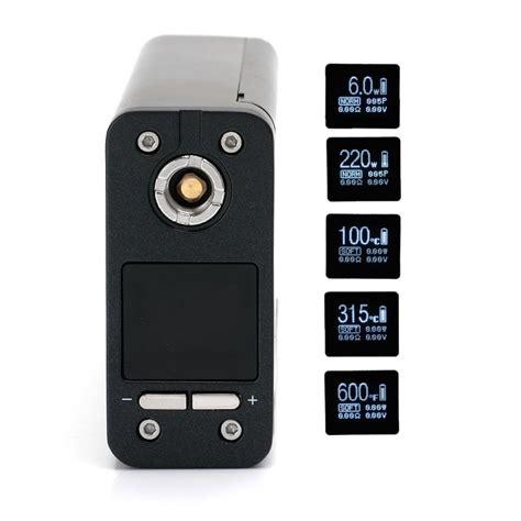 Smok X Cube Ultra 220 Authentic authentic smoktech x cube ultra 220w black bluetooth 4 0