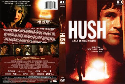 unrated video hush unrated movie dvd scanned covers hush unrated