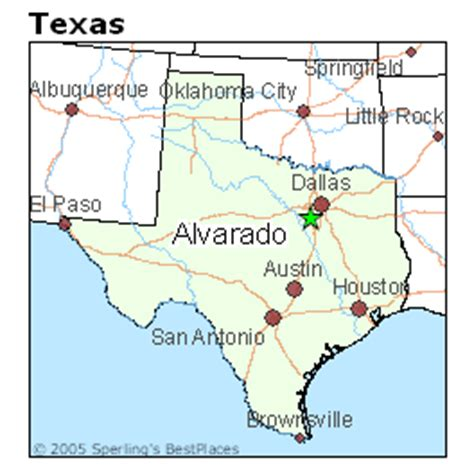where is alvarado texas on the map best places to live in alvarado texas