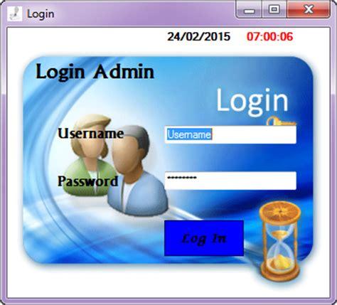 membuat form login jsp membuat form login database di c setia budi