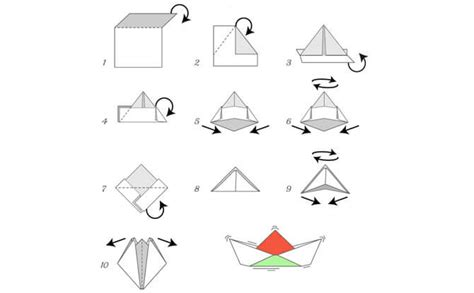 how to make a paper boat out of a4 make your own paper boat little day out