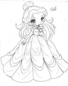 chibi coloring pages princess printable coloring pages 187 coloringzoom