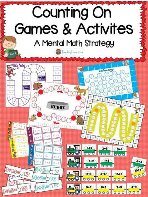 printable board games for addition best 25 counting on ideas on pinterest number sense