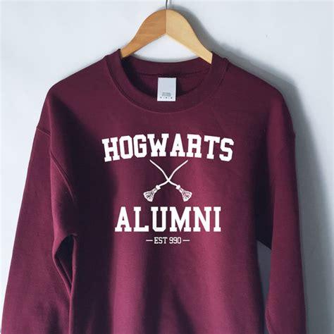 T Shirt Gryffindor Alumni harry potter sweatshirt harry potter shirt hogwarts