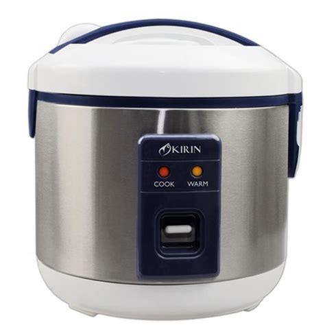 jual kirin krc087 non stick rice cooker 1 l