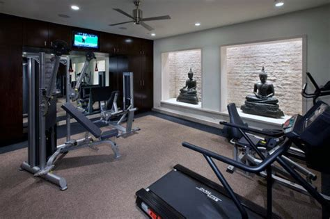 home gym decorating ideas photos 40 personal home gym design ideas for men workout rooms