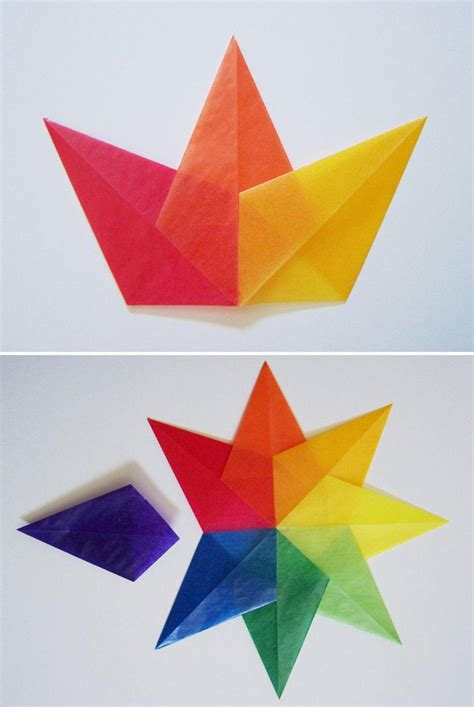 Kite Paper - kite crafts for