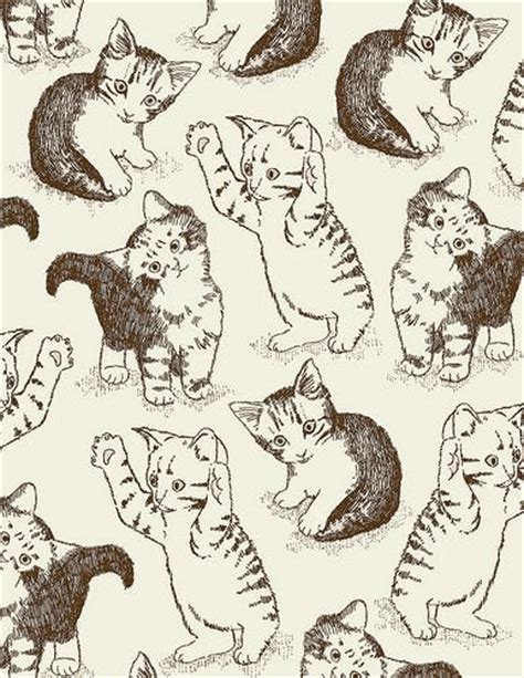 cat pattern wallpaper tumblr acids background tumblr
