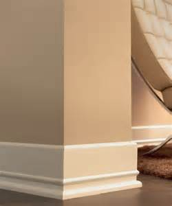 Floor Trim Ideas Trim And Moulding Miami Deco Baseboard In Combination With Miami Deco Crown Trim