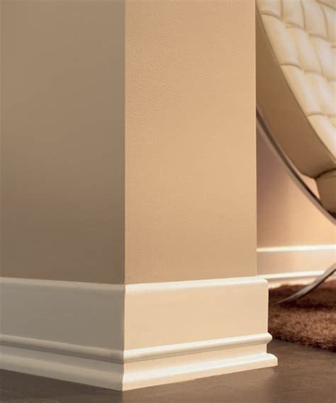 Floor Molding Ideas Trim And Moulding Miami Deco Baseboard In Combination With Miami Deco Crown Trim