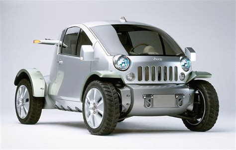 jeep sports car concept 2003 jeep treo concept supercars
