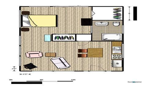 600 sq ft free house plans for 600 sq ft