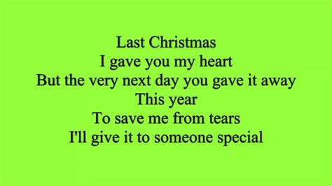 printable lyrics last christmas wham wham last christmas lyrics songtext youtube