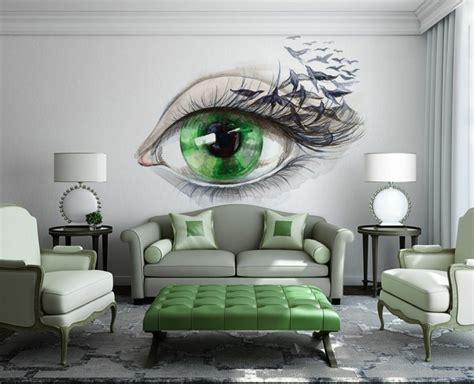 Kreative Wandgestaltung Mit Farbe 3942 by Wandgestaltung F 252 Rs Wohnzimmer 36 Kreative Und