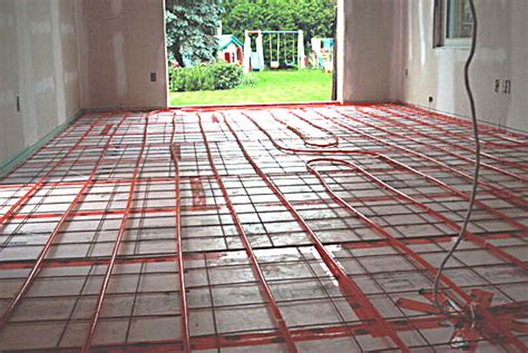 Radient Floor Heating by Alpharetta Plumber Pete S Plumbing Incorporated