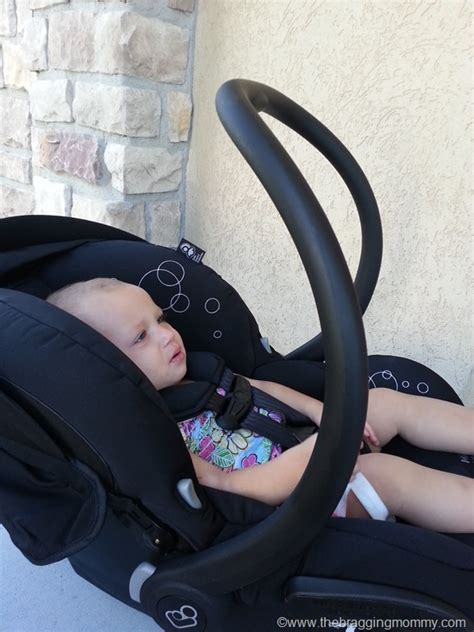 ergonomic car seat handle maxi cosi mico ap infant car seat review part 1