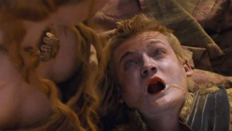 sucked to his death in bed the 10 most shocking game of thrones deaths ign