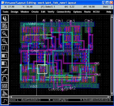 what is layout design in vlsi ece 658 vlsi design lab 4 a