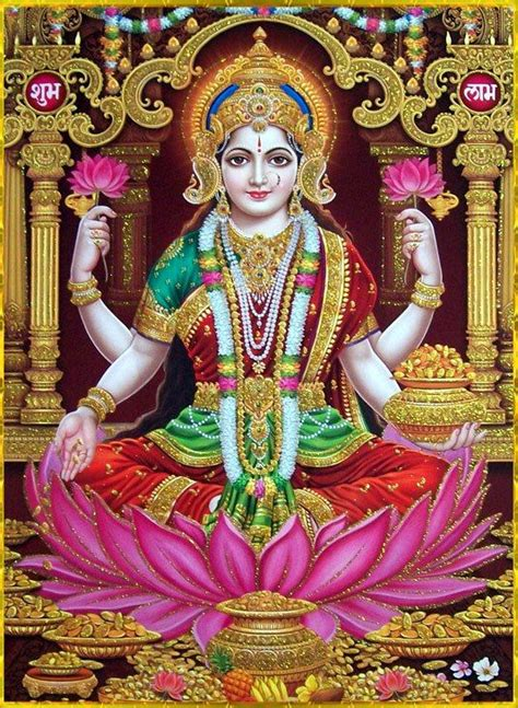 the vs the south wealth luck and fortune on lakshimi think i look like p hindu goddess of wealth
