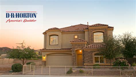 dr horton homes new construction neighborhoods in tucson