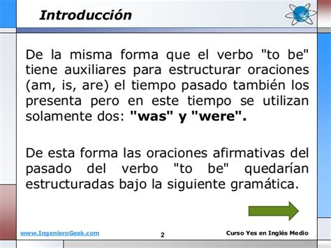 preguntas en ingles con was y were 1 6 pasado simple de be oraciones con was were