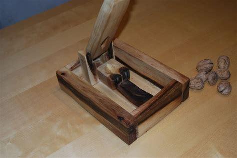 wooden nutcracker   walnut wood  hoizbastla