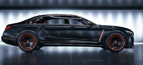 what company makes mercedes canadian company makes the mercedes maybach s600 look