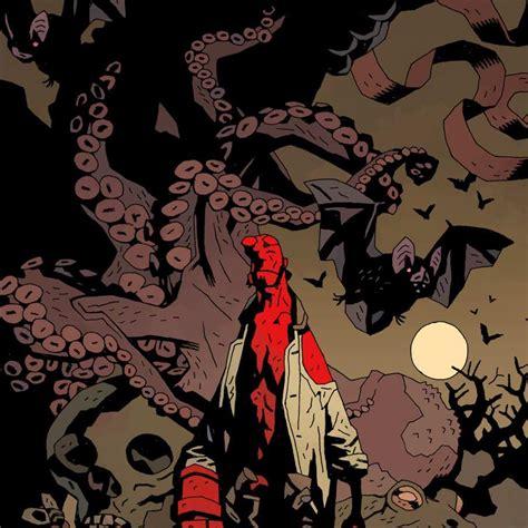 hellboy an assortment of multiversity comics mignolaversity hellboy an assortment of horrors